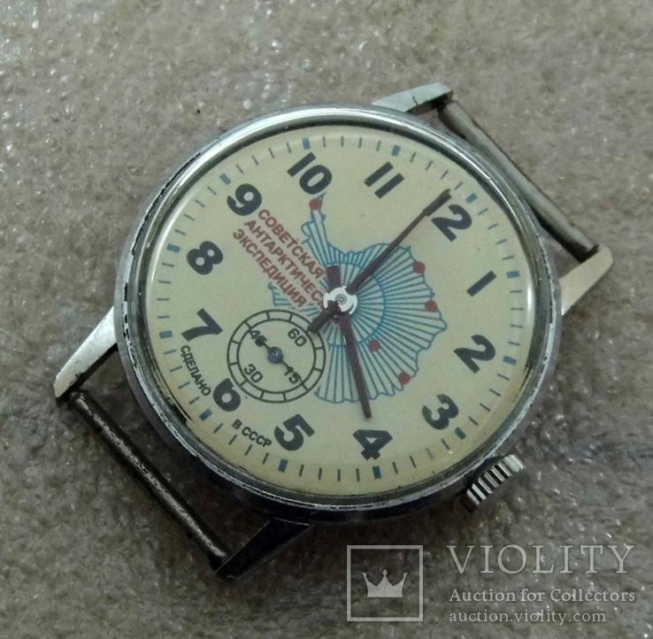 Часы победа ссср  (55), фото №2