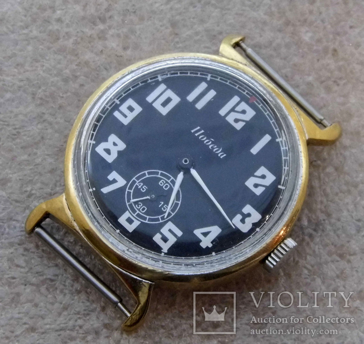 Часы победа ссср  (111), фото №2
