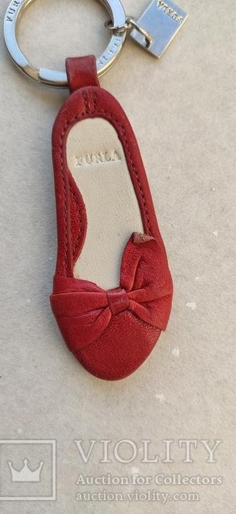 Брелок туфелька, фото №2
