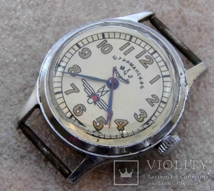 Часы победа ссср  (74), фото №3