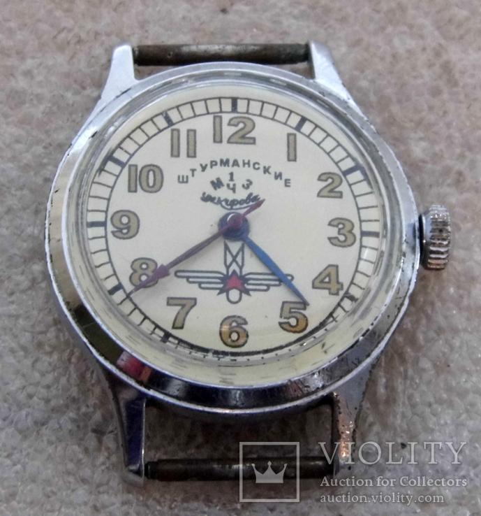 Часы победа ссср  (74), фото №4
