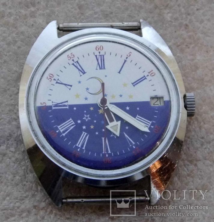 Часы восток  ссср  (112), фото №2