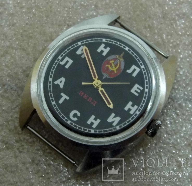 Часы восток  ссср  (48), фото №2