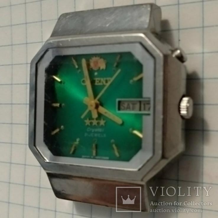 Часы ORIENT Японец 70 -е года.