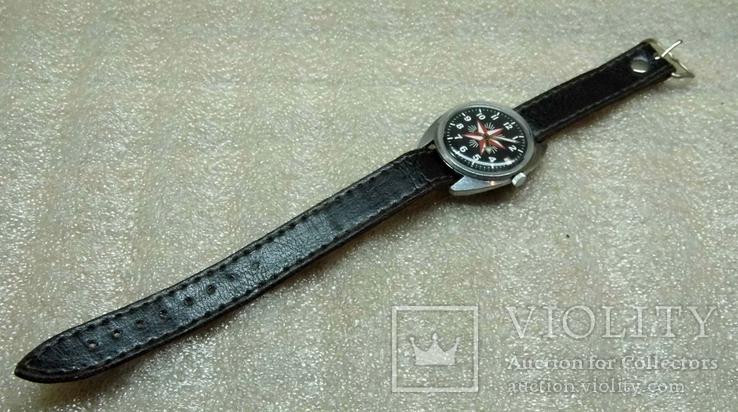 Часы восток  ссср  (51), фото №3