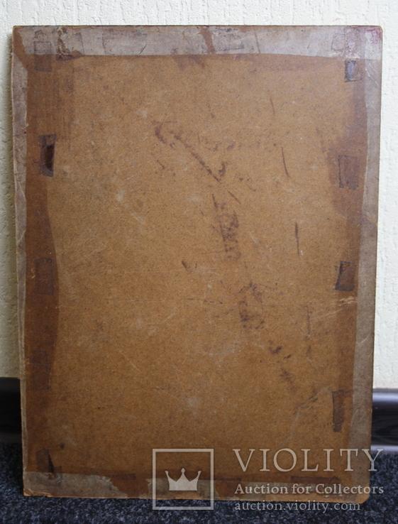 Картина с подписью, фото №3