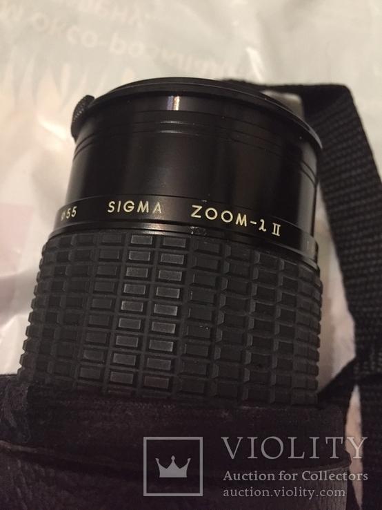Фотообъектив Sigma 75-300/4,5-5,6, фото №10