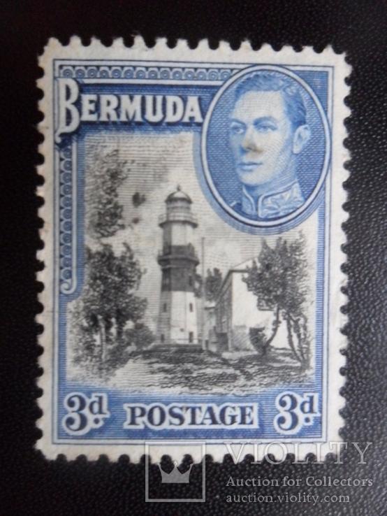 Британские колонии. Бермудские о-ва.  Архитектура. MH, фото №2