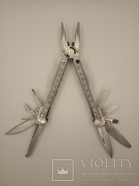 Нож мультитул Stainless 2CR (Mertz Solingen 772)