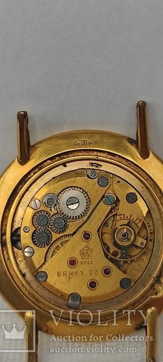 Годинник Луч AU 20 м, фото №3