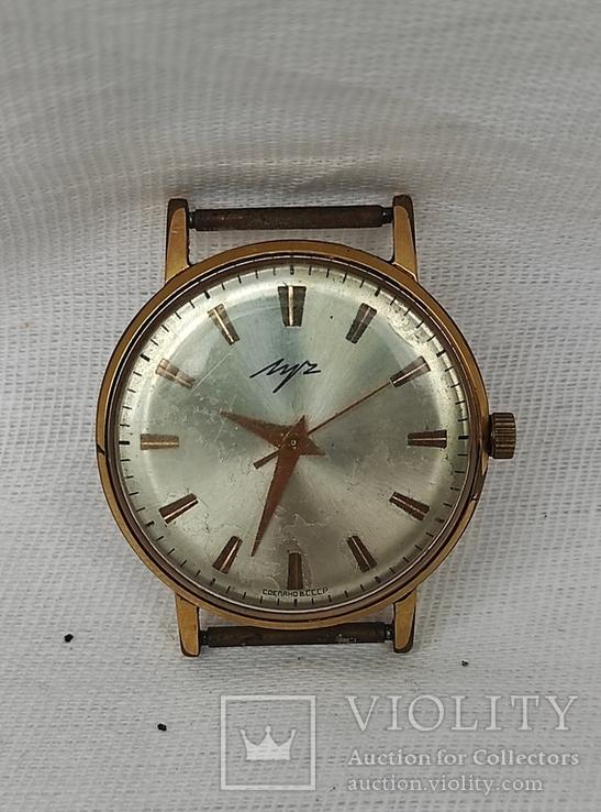 Годинник Луч AU 10 +