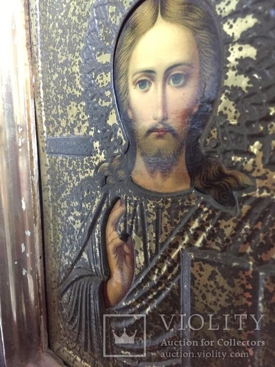 Икона Господь Вседержитель, фото №13