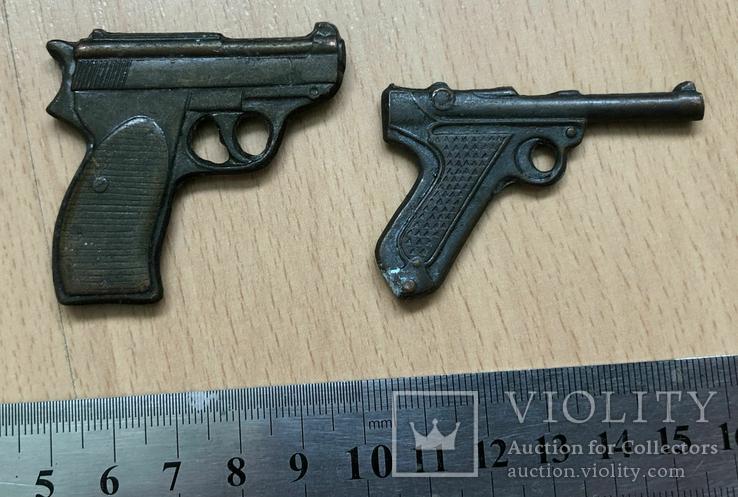 Два пистолета (брелок?), фото №2