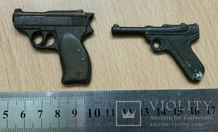 Два пистолета (брелок?), фото №3