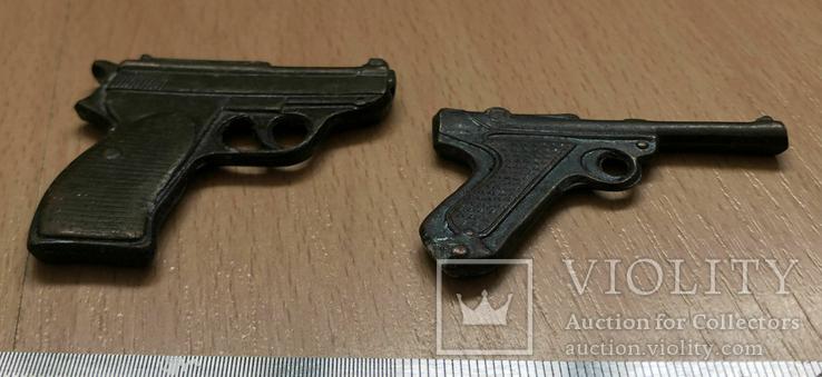 Два пистолета (брелок?), фото №4