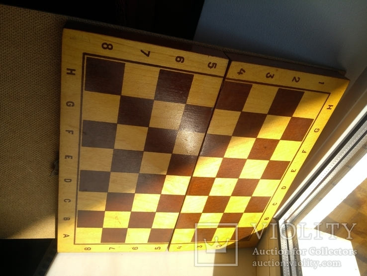 Шахматы деревянные большие СССР, фото №11