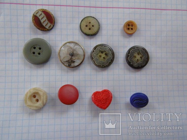 Одинадцять різних гудзиків, фото №2