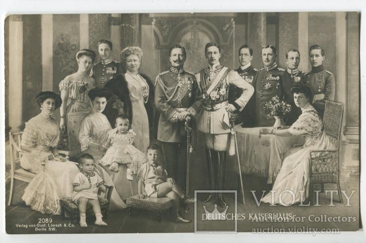 Германия. Императорское семейство, фото №3