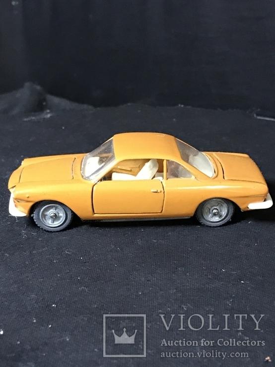 Моделька Fiat-Siata 1500 1\43 USSR, фото №4