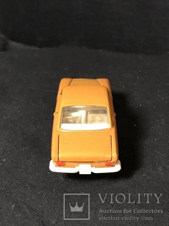 Моделька Fiat-Siata 1500 1\43 USSR, фото №5