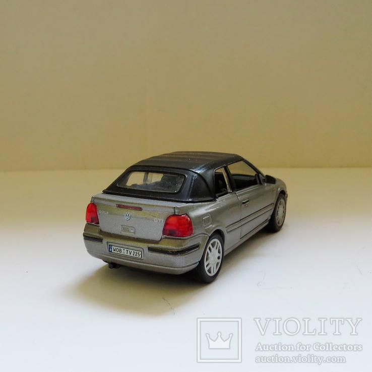 Масштабные модели VW 1:43, фото №5
