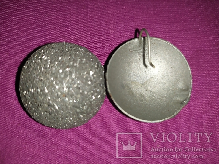 Серьги из металла, фото №2