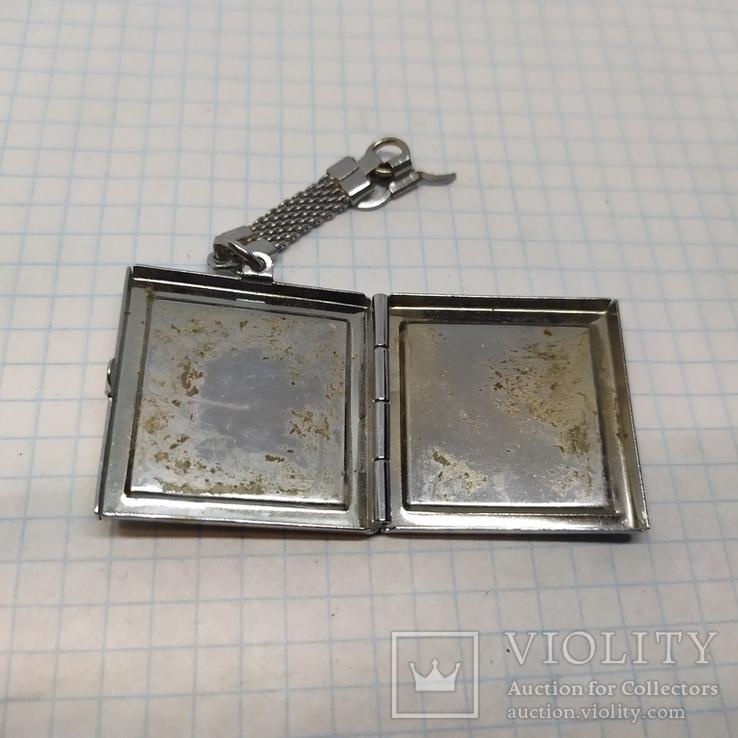 Брелок двухсторонний или таблетница (09.20), фото №5