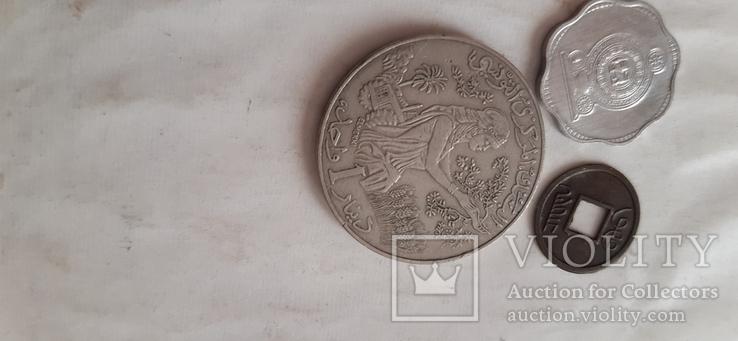 Продам 3 монеты см фото, фото №2