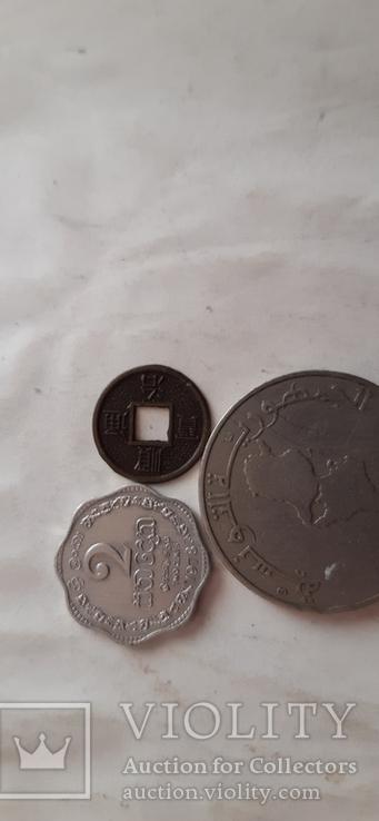 Продам 3 монеты см фото, фото №3