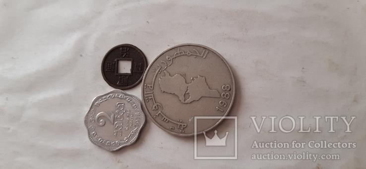 Продам 3 монеты см фото, фото №4
