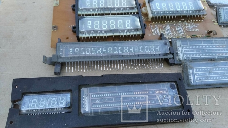 Индикаторные лампы, приборы, фото №3