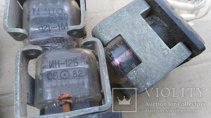 Индикаторные лампы, приборы, фото №9