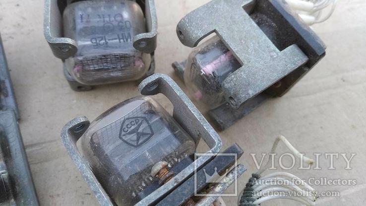 Индикаторные лампы, приборы, фото №10