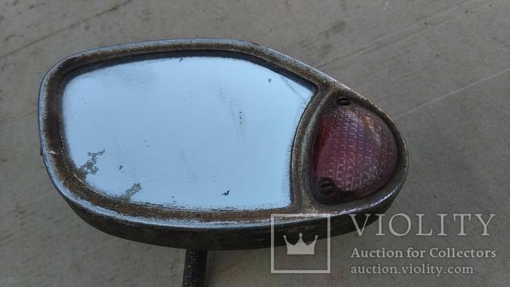 Зеркало стар. авто, фото №8