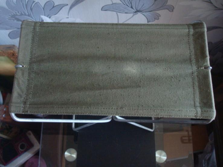 Складной стульчик,сидушка СССР, фото №6