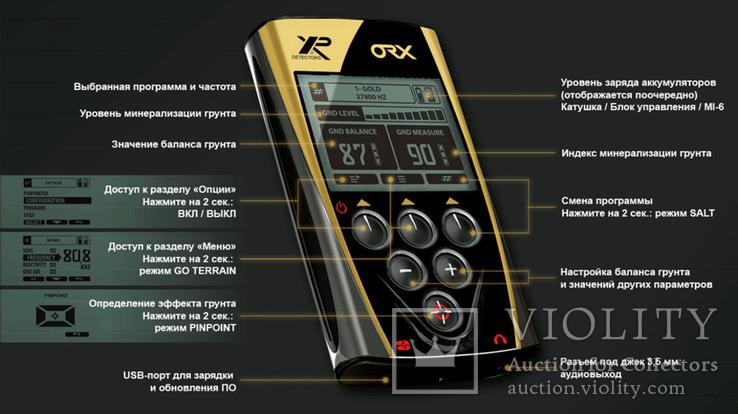 Блок управления XP ORX, фото №3