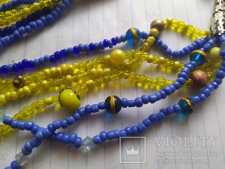 Ожерелье старое, фото №3