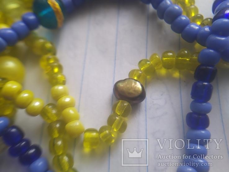 Ожерелье старое, фото №4