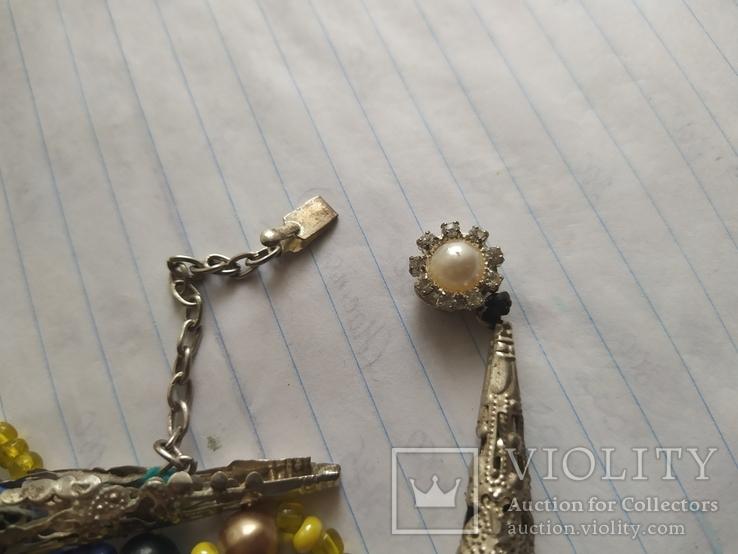 Ожерелье старое, фото №6