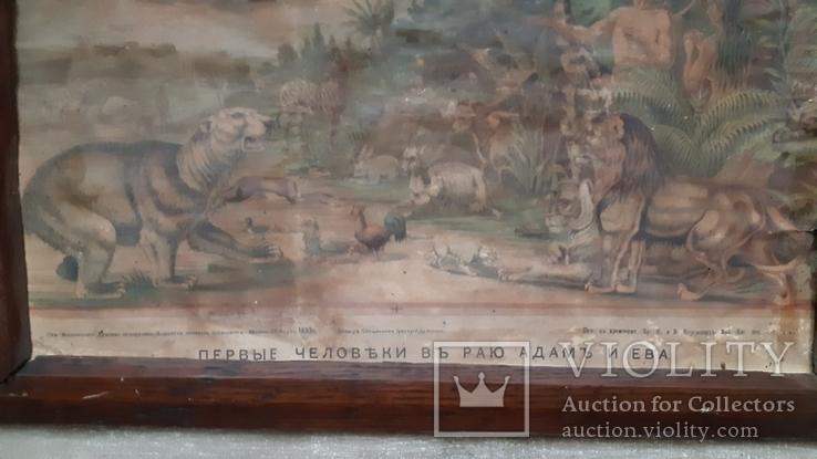 Летография 1899 года(40×50см)(Православная)), фото №3