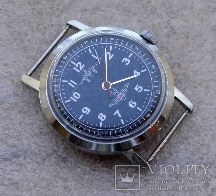Часы восток  ссср  (114), фото №4