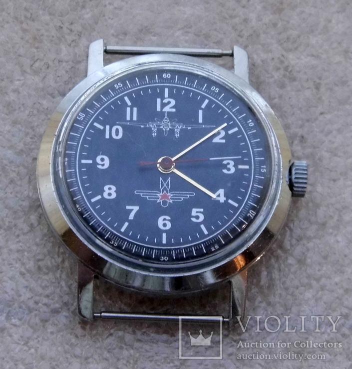Часы восток  ссср  (114), фото №2