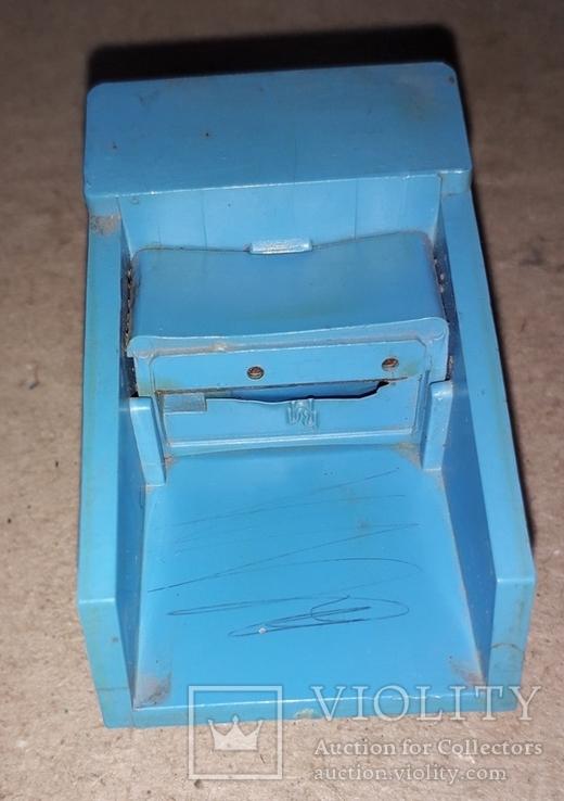 Необычная Машинка Самосвал БелАЗ ,рабочая точилка для карандашей, СССР, фото №5