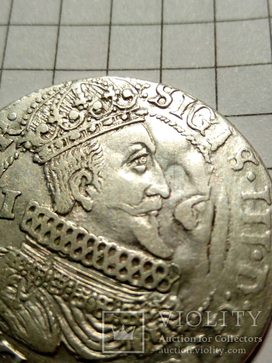 Орт Сигизмунд lll ваза 1624