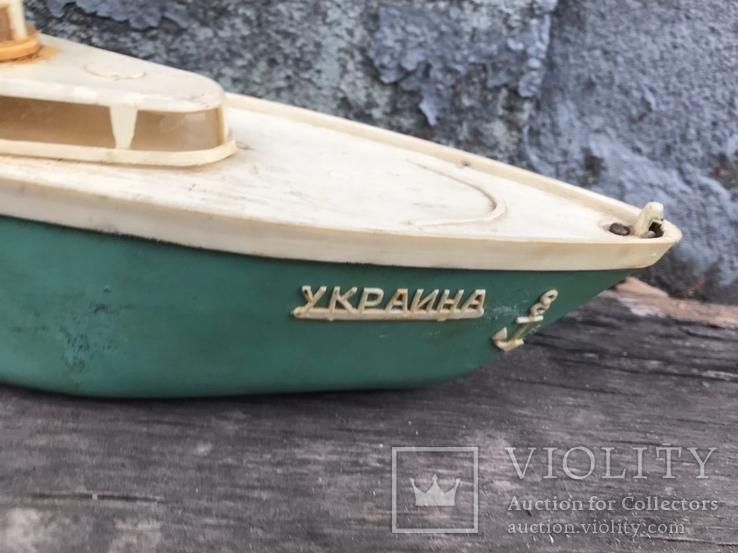 Модель корабля Украина, фото №9