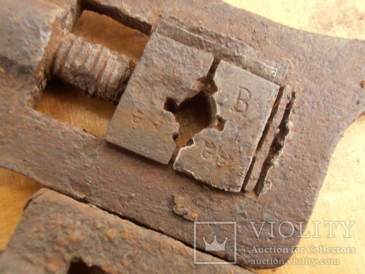 Старые призматические плашки., фото №3