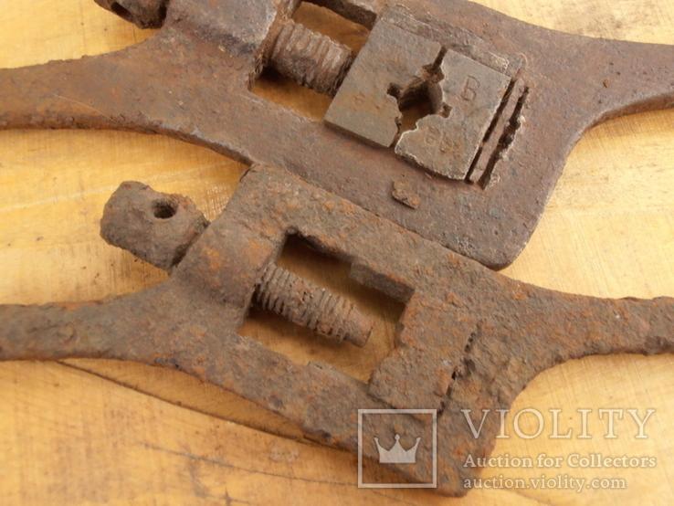 Старые призматические плашки., фото №4