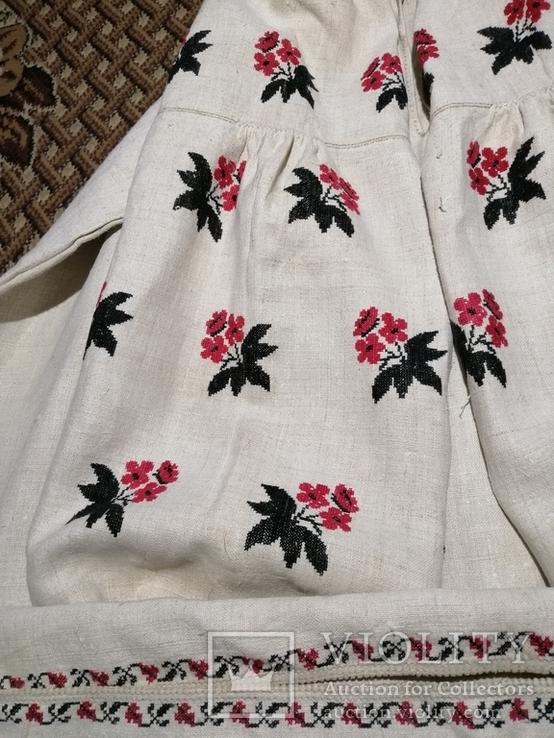 Сорочка старинна  №1, фото №5