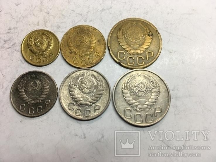 Монеты 1945 года, фото №4