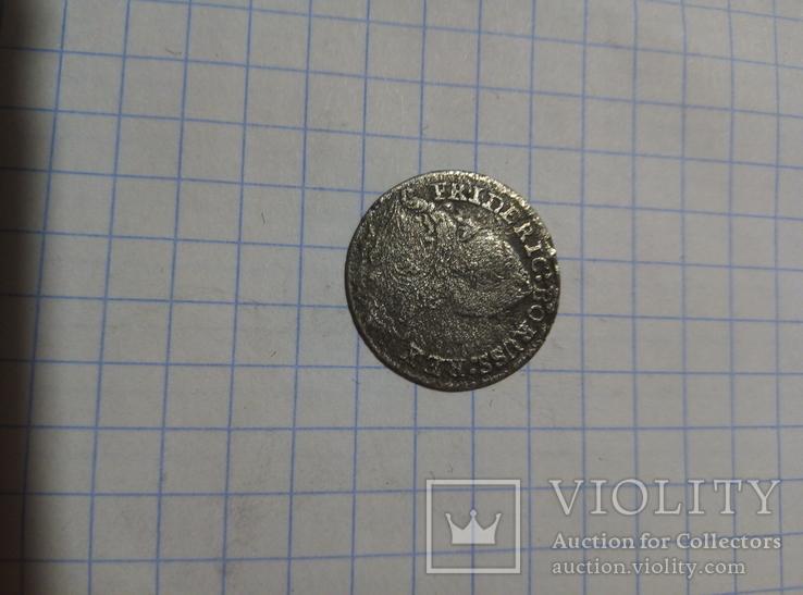 3кр. Фридрих 1754.  В., фото №6